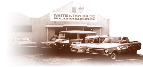 White & Taylor plumber shop