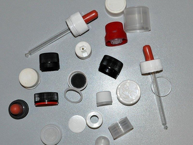 stampi per articoli medicali e paramedicali in plastica,