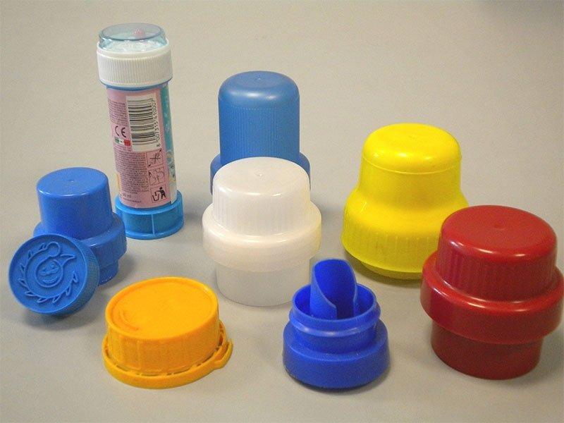 stampi per articoli  di detergenza in plastica,