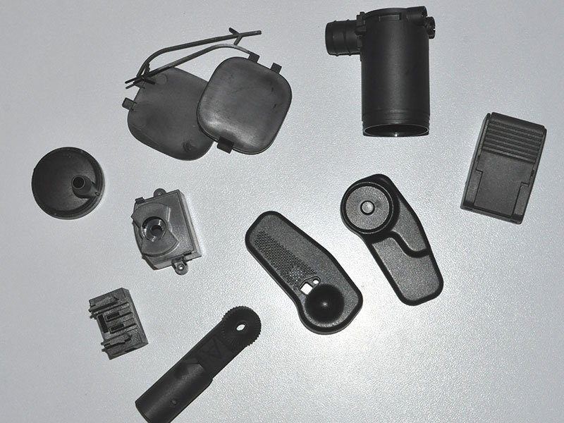 Articoli in plastica su misura