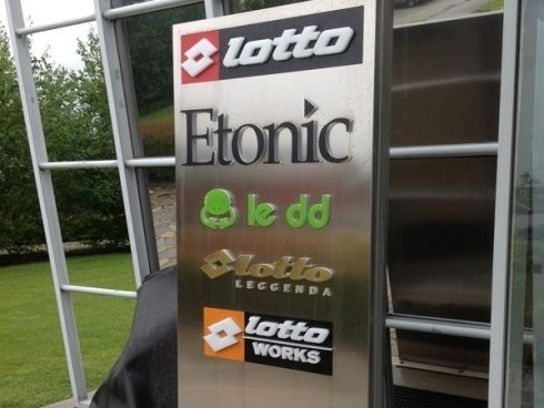 totem Lotto, Etonic