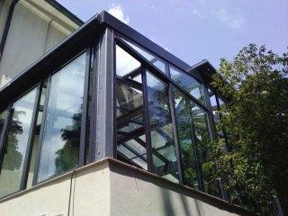 Vetreria Mariano vetri su misura verande giardini