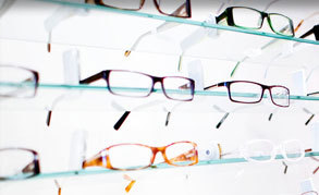 wide range of glasses
