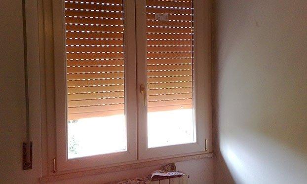 finestre colore pellicolato