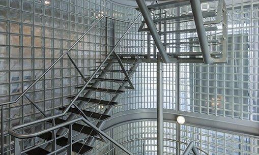 lavorazione ferro profili scale industriali