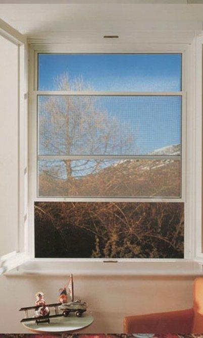 zanzariere saliscendi per finestre