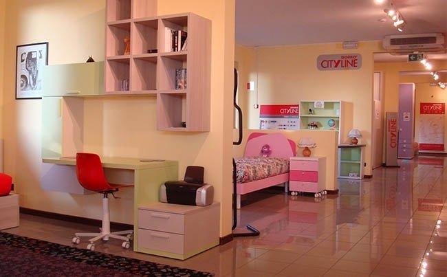 Arredamenti Lorenzini - Showroom - Camerette