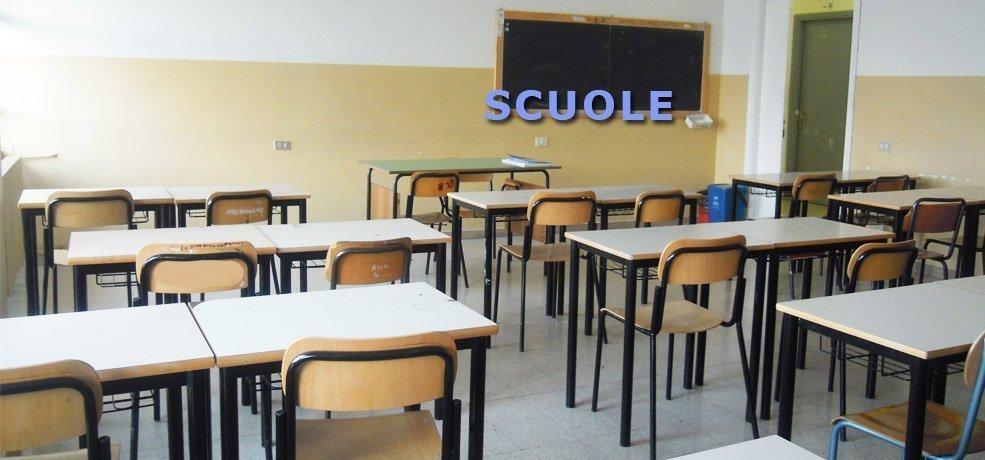 aula di una scuola pulita