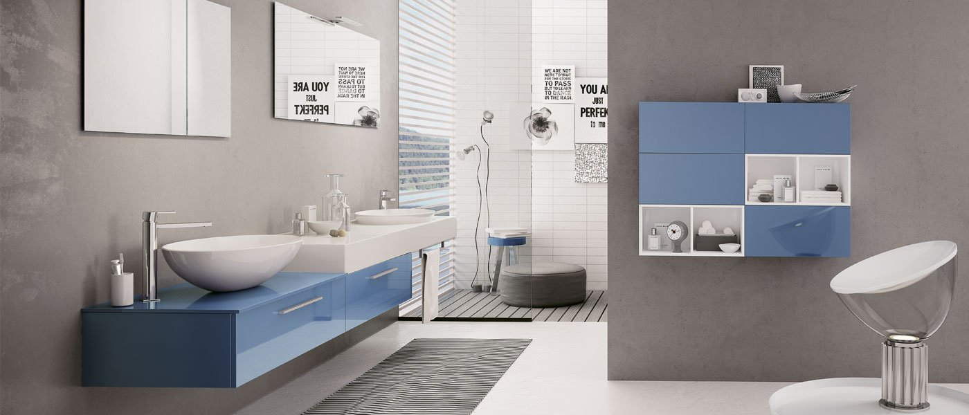 Bathroom furnitures in Aragona