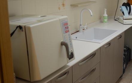 macchinari laboratorio odontoiatrico