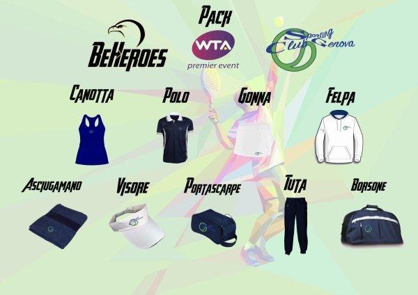 WTApremier Donna Abbigliamento Sporting Club Genova