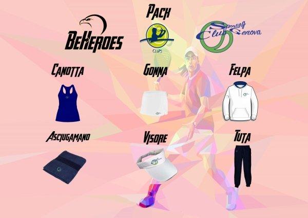 Club Donna Abbigliamento Sporting Club Genova