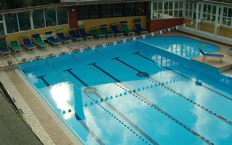 piscina venticinque mt