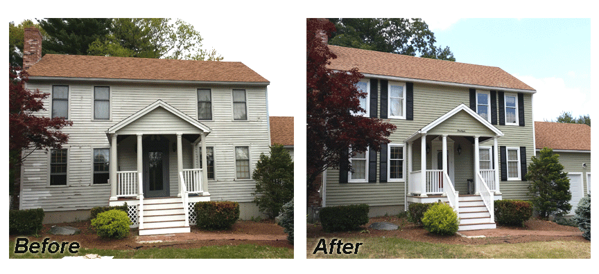 Exterior Painting Company Serving Nh And Ma Exterior Coating Specialists Hennessy Painting