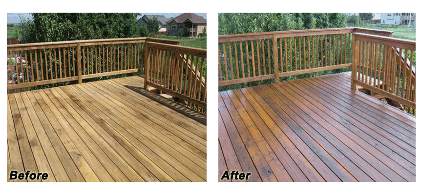 Deck Staining And Deck Cleaning In Nh And Ma Hennessy