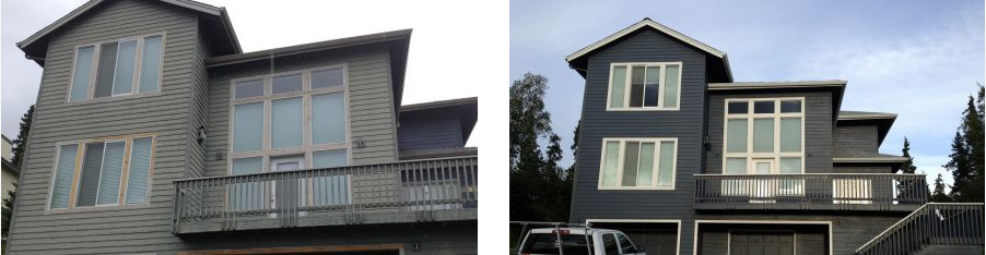 Reliable painting contractor in Anchorage, AK