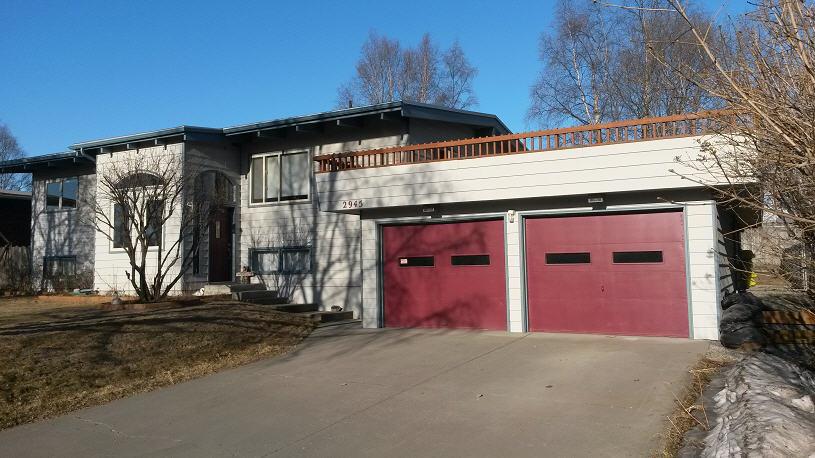 Drywall repair Anchorage, AK