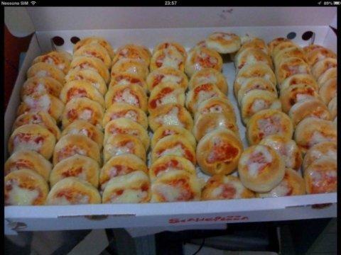 pizzette tradizionali