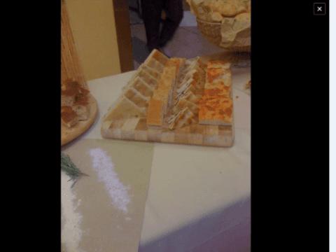 tagliere misto pizza e più