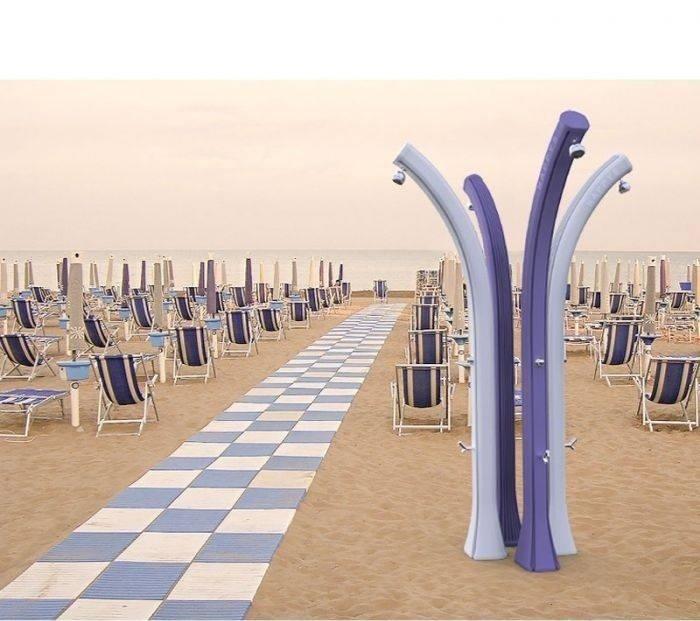 docce per spiagge e giardini