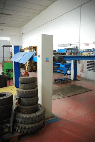 Sostituzione e vendita pneumatici