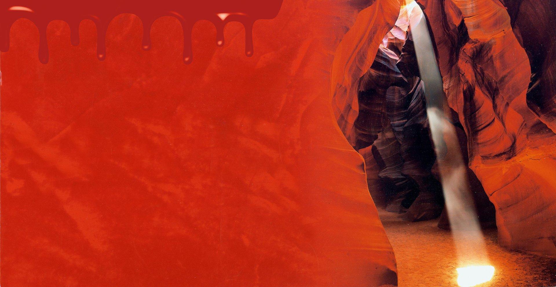 immagine stratta arancione