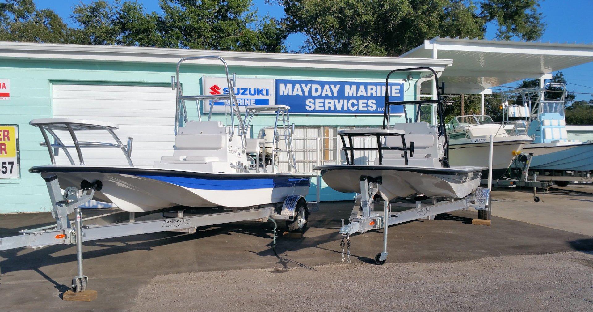marine outboard engine repair
