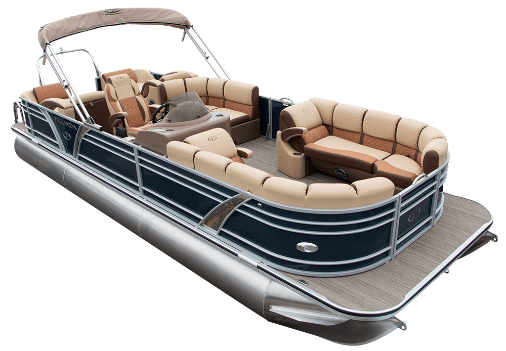 VP Series Pontoons by Veranda Luxury Pontoons | Pontoon Boats for Sale