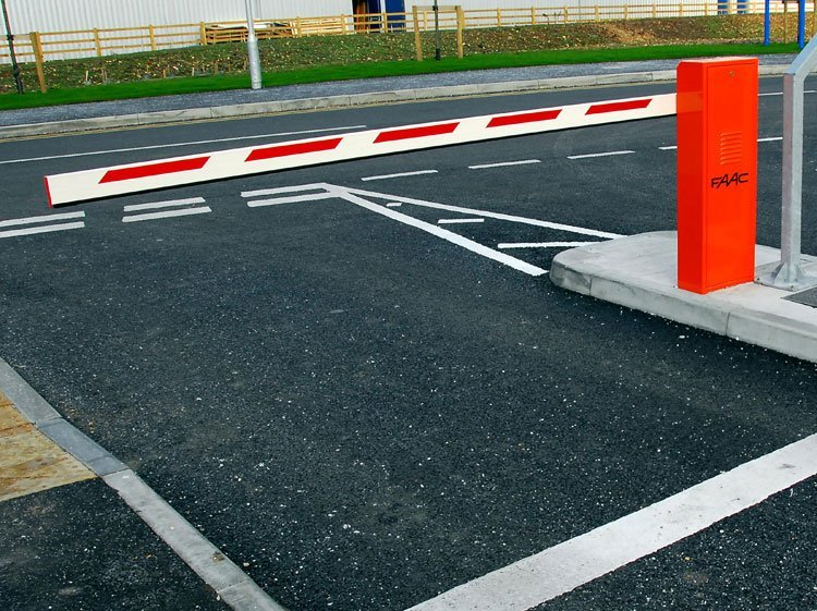 Automated barrier