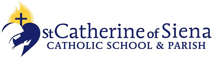 St Catherine of Siena Catholic School & Parish Logo
