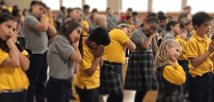 Academics and a Catholic Education at St. Catherine of Siena School