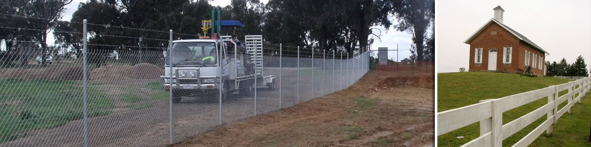 action fencing vehicle with fence