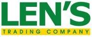 lens trading co business logo