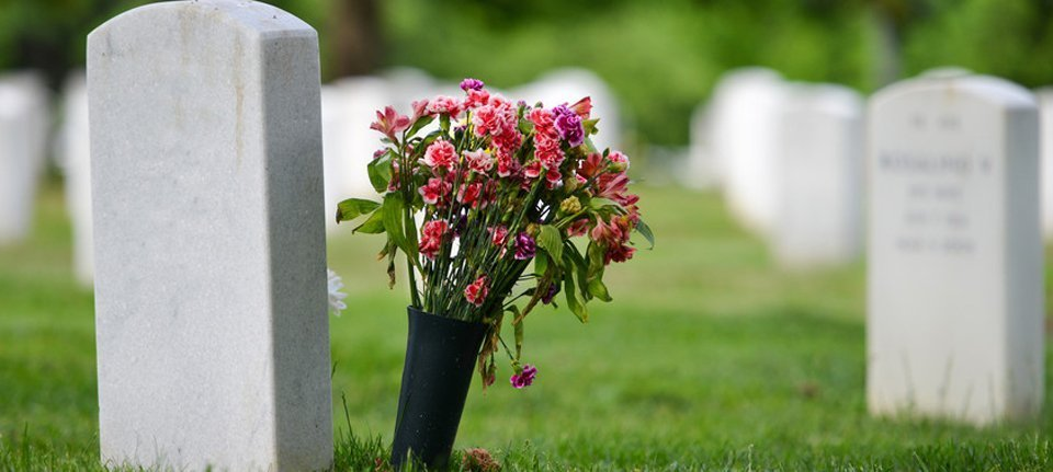 personalised memorial