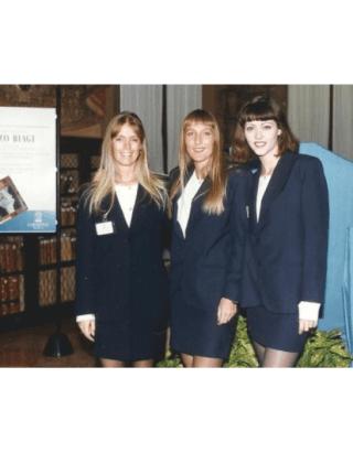 hostess presentazione libro Enzo Biagi