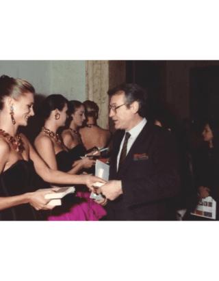 hostess convegno eventi teatro