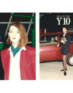 hostess presentazione auto