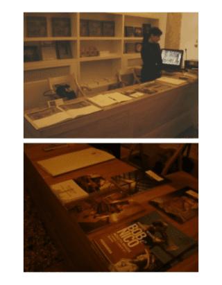 accoglienza e bookshop