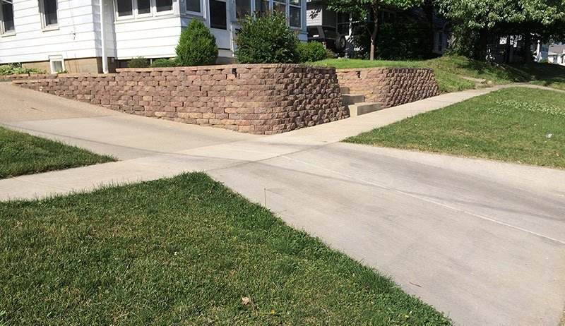 Concrete Driveway - Peoria Heights, IL