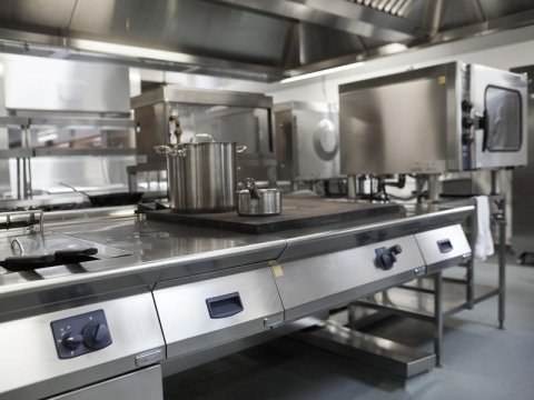 Rinnovo cucine industriali