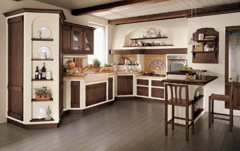 Cucine Rustiche Lube
