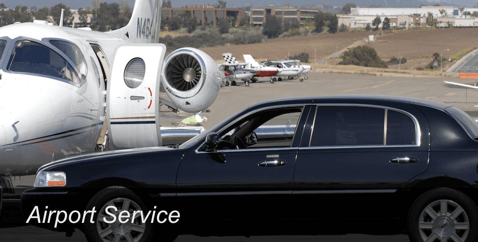 Wilmington, NC airport transportation