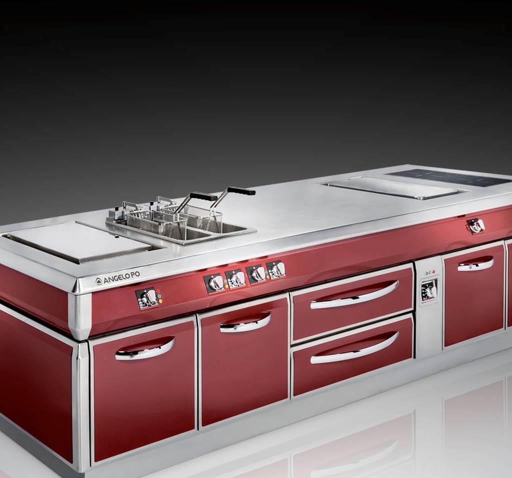 Forni e frigoriferi frosinone fr ristor impianti - Cucine a induzione consumi ...