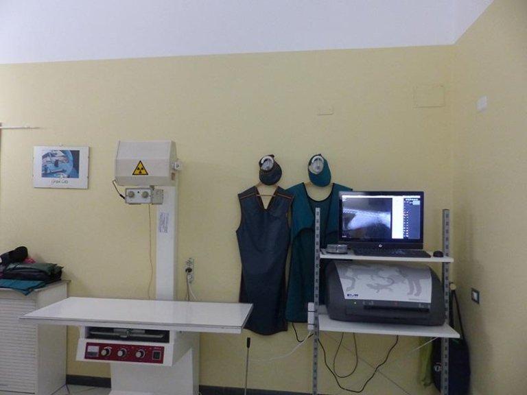 sala radiografie