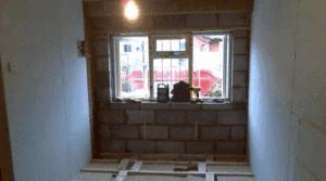 wall repair