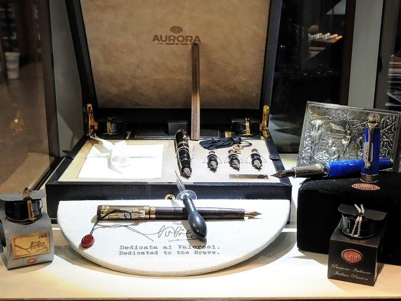 penna di lusso