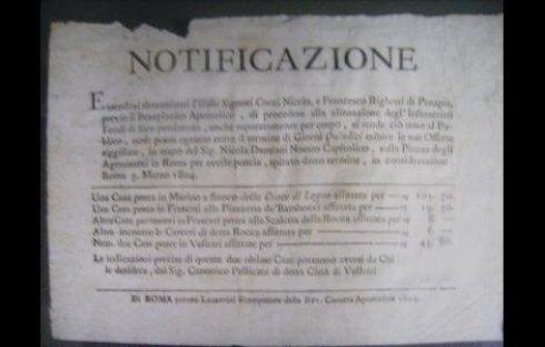 documento ufficiale