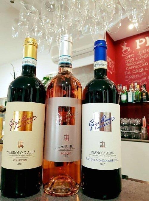 Cantine Piemontesi Pess Wine Bar Alba (Cuneo)