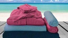accappatoi, asciugamani, microfibra, casa anversa, anversa, cuneo, estate