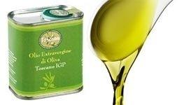 creme con olio oliva